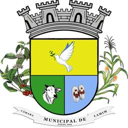 Brasão - Câmara de Lamim